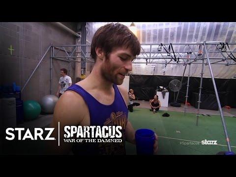 Spartacus Season 3 (Behind the Scene 'Gladiator Boot Camp')