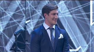 Церемония закрытия сезона КХЛ 2018/2019. Викторина для Даррена Дица