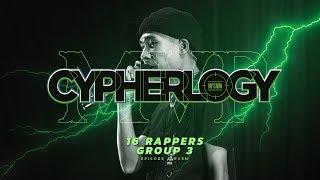 CYPHERLOGY MVP EP.11: KEEN x สิงห์น้อย x POMPADOUR x K6Y (รอบ 16 คน) | RAP IS NOW