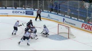 Грошев ставит рекорд КХЛ