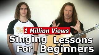 Singing Lessons For Beginners - Learn How To Sing For Beginners - Coach - Ken Tamplin Vocal Academy