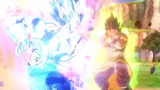 #8 Perfect Ultra Instinct is Born/The Untold Super Saiyan God Story (DBZ: Ancient Saiyan) -DBXV2