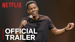 Chris Rock: Tamborine - Stand-Up Special | Official Trailer [HD] | Netflix