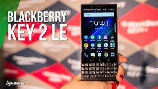 Blackberry Key2 LE, primeras impresiones: nueva apuesta por el TECLADO FÍSICO
