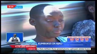 Jamaa na marafiki waomboleza baada ya kupoteza wapendwa kwenye ajali ya Gilgil