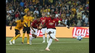 """Pogba explains 26-step penalty run-up 