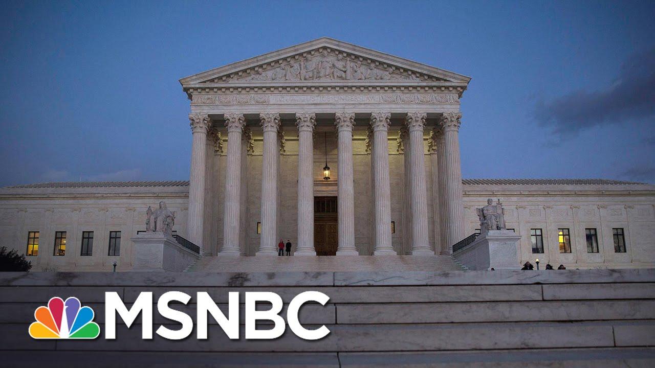 SCOTUS Upholds Affirmative Action Programs | MSNBC thumbnail