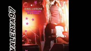 Avril Lavigne-I Always Get What I Want TBDT live in Toronto