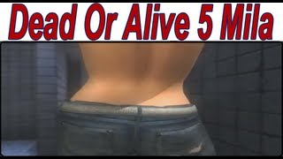 Dead Or Alive 5 - 'Mila Ending' Cutscenes Story Mode Part 2 [DOA 5 HD]