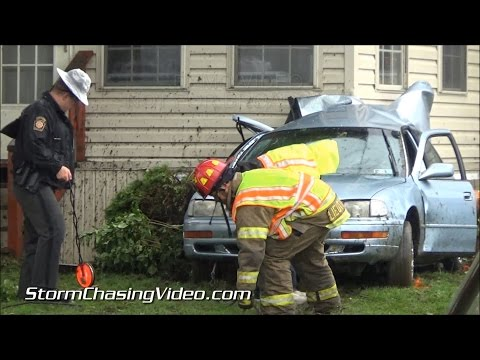 6/27/2015  Lancaster County, PA Severe Storms Flooding Car Crash In House