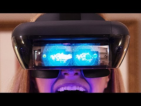 We Try A Star Wars Augmented Reality Game
