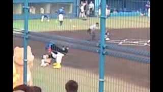 壇蜜始球式秋田こまちスタジアム2013081116