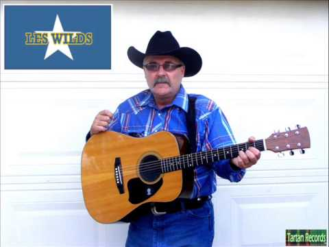 GLASS OF WATER original outlaw country Gospel by les wilds !!!