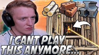 "Tfue Explains Why Fortnite Is ""BORING/ANNOYING"" Now & He DOESN'T Want To Play It!"