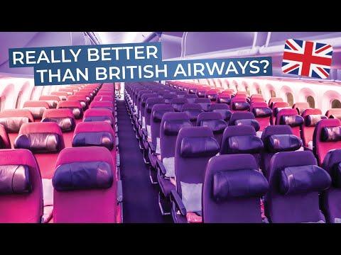 TRIPREPORT | Virgin Atlantic (ECONOMY CLASS) | Boeing 787-9 | London Heathrow – Los Angeles