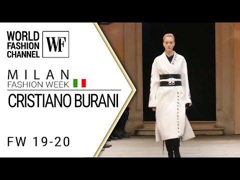 Cristiano Burani Fall-winter 19-20 MFW