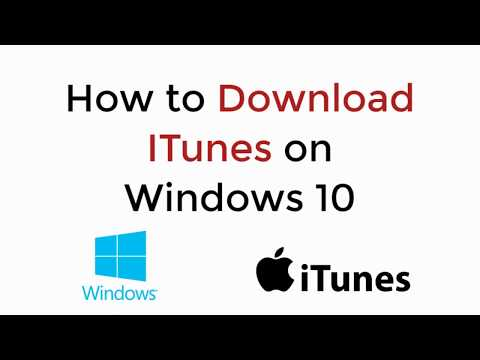 How to Download ITunes on Windows 10 2019 UPDATED 100% WORKING