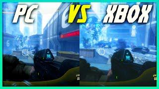 Halo 3 ODST Graphics Comparison PC vs Xbox! Halo MCC 4K Graphics Comparison