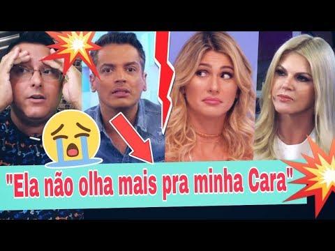 🔥 Léo Dias quebra o SILÊNCIO sobre Lívia Andrade + Passado de Val Marchiori foi exposta após Climão