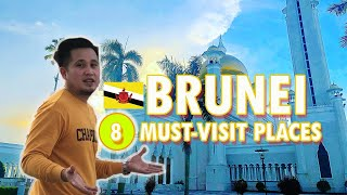 Brunei What to Expect? Be Amazed - 8 MUST-VISIT Places - BND Travel Vlog Part II