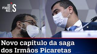 Irmão de Luís Miranda diz que não tem mais o celular com suposta pressão por vacinas