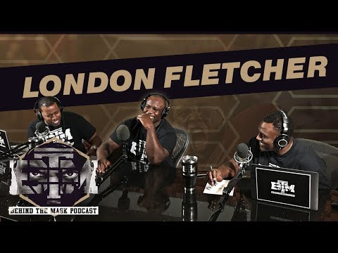 "London Fletcher Speaks, ""chip on his shoulder"" during his career, winning the Super Bowl and MORE"