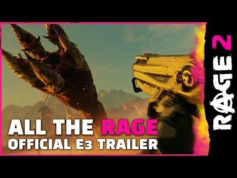 Rage 2 E3 Trailer