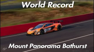 Gran Turismo Sport I Circuit Experience on Mount Panorama Bathurst (World Record)