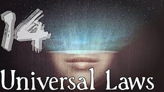 Justice will be done and the laws of the Universe.