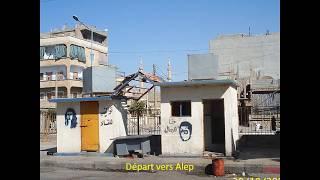 preview picture of video '2005 Syria   Deir ez-Zor et l' Euphrate, Le Pont Des Français'