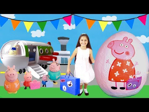 Download Peppa Pig English Episodes - The Holiday & Other Stories Halloween Compilation! Peppa Pig Toys Mp4 HD Video and MP3