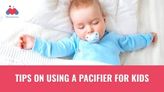 Tips On Using Pacifier For Kids   Pacifier for Newborn   S01   E19