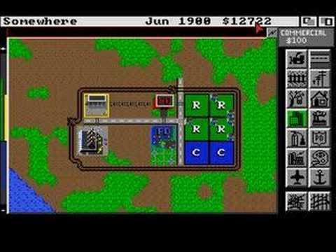 SimCity Amiga
