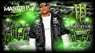 Master P aka Monstahh MONSTER ENERGY DRINK
