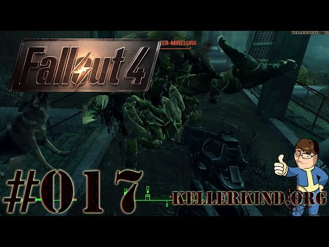 Fallout 4 [HD|60FPS] #017 - Weston-Wasseraufbereitungsanlage ★ Let's Play Fallout 4