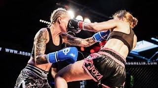 Aggrelin 24 - Nicole Berger vs. Hannah Kreie