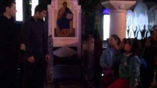 preview picture of video 'Εκδρομή στην Ιερά Μονή Βηθλέεμ στην Παιανία'