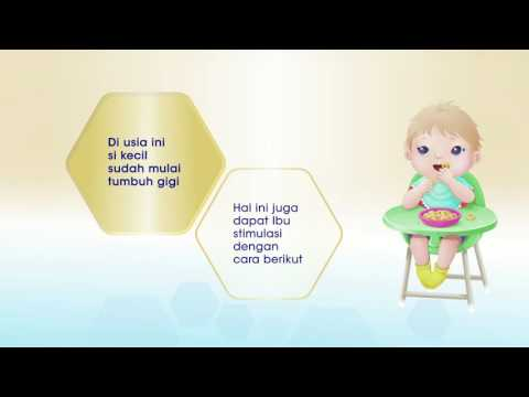 Video Bayi Tumbuh Gigi