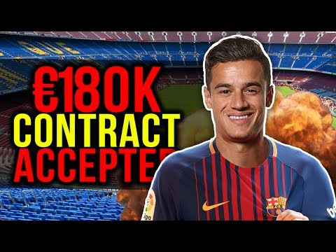 BREAKING: Philippe Coutinho Agrees To Join Barcelona?! | Transfer Talk