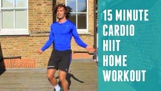 15分鐘HIIT心臟鍛煉|身體教練 出處 The Body Coach TV