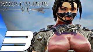 Soul Calibur 6 - Gameplay Walkthrough Part 3 - Seong Mi-Na Boss (Full Game) PS4 PRO
