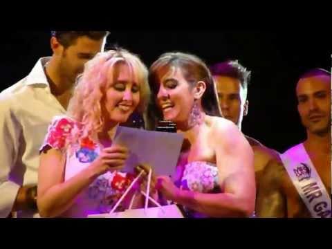 GALA FINAL MR GAY ESPAÑA 2011 - Viernes 1 Julio 2MIL11. (Parte 4 FINAL) GANADORES