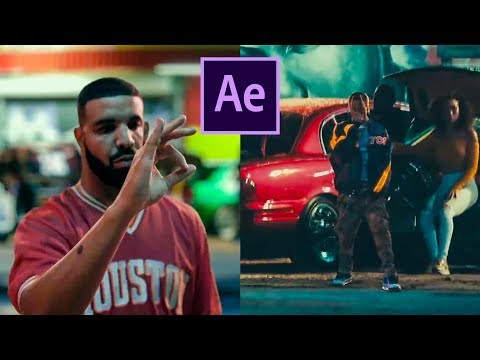 3 SICKO EFFECTS from TRAVIS SCOTT ft. DRAKE Part 1 (AFTER EFFECTS)