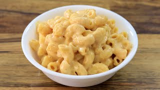 Easy 3-Ingredient Mac And Cheese Recipe (One Pot)