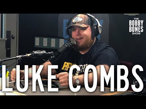 "Luke Combs Got Away With Calling Girls ""Crazy"""