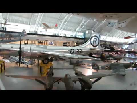 A Walk Through the Smithsonian National Air & Space Museums