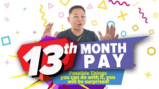 13th Month Pay: 6 Possible Things You Can Do Without Wasting It | Investment Tips