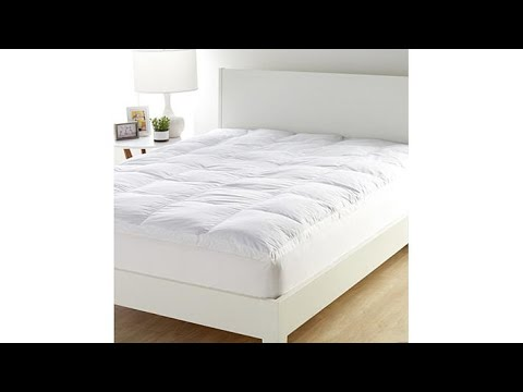 Concierge Collection Superloft Featherbed with Skirt
