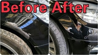 How to Fix Damaged Paint