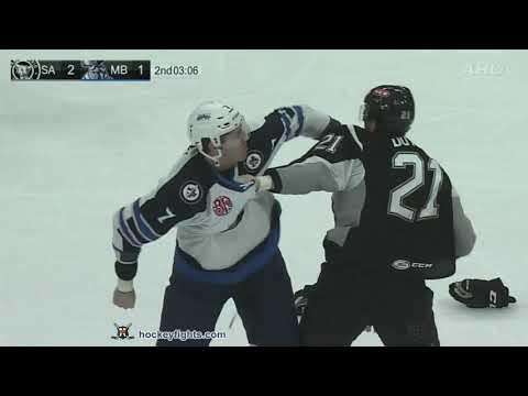 Logan Stanley vs. Jake Dotchin
